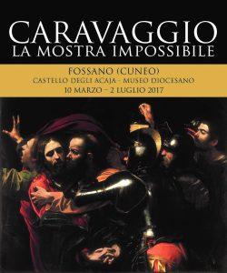 banner Caravaggio per museo