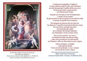 Quadro e Magnificat
