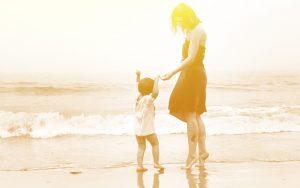 logo benedizione mamme