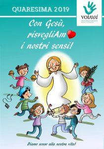 Calendario Liturgico Qumran.Quaresima 2019 Con Gesu Risvegliamo I Nostri Sensi